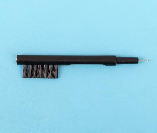 BTE hearing aid cleaner brush