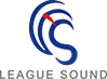 League Sound Logo