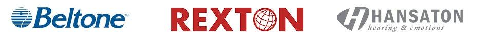 medium thin tube for Beltone Rexton Hansaton