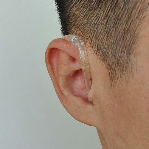 BTE earhook digital hearing aid
