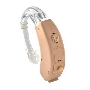 BTE programmable digital hearing aids